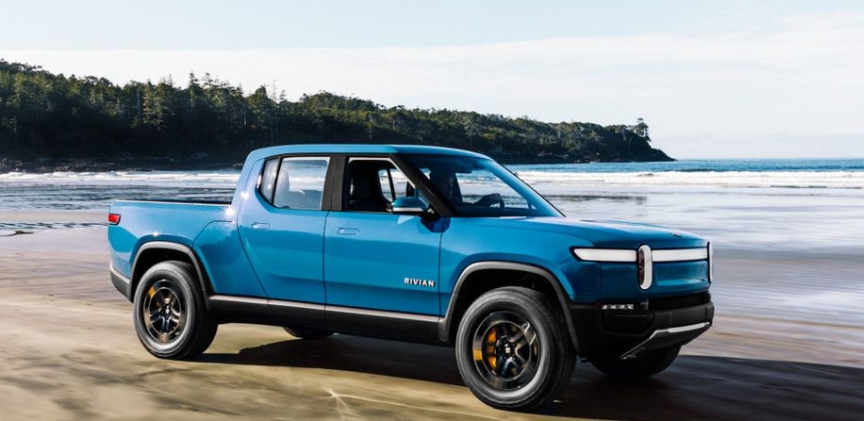 Ford-Lincoln-Rivian Electric Partnership