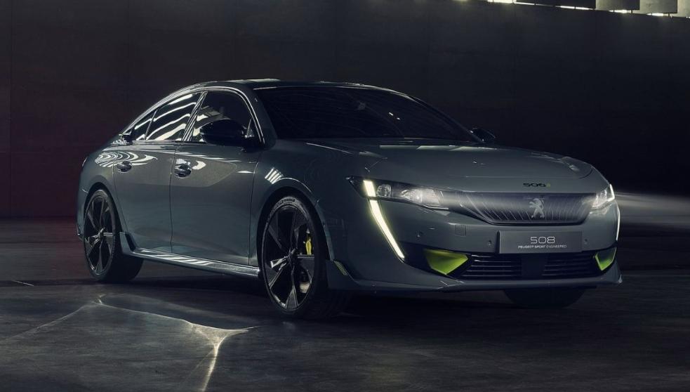 Peugeot Concept 508 Sport Engineered