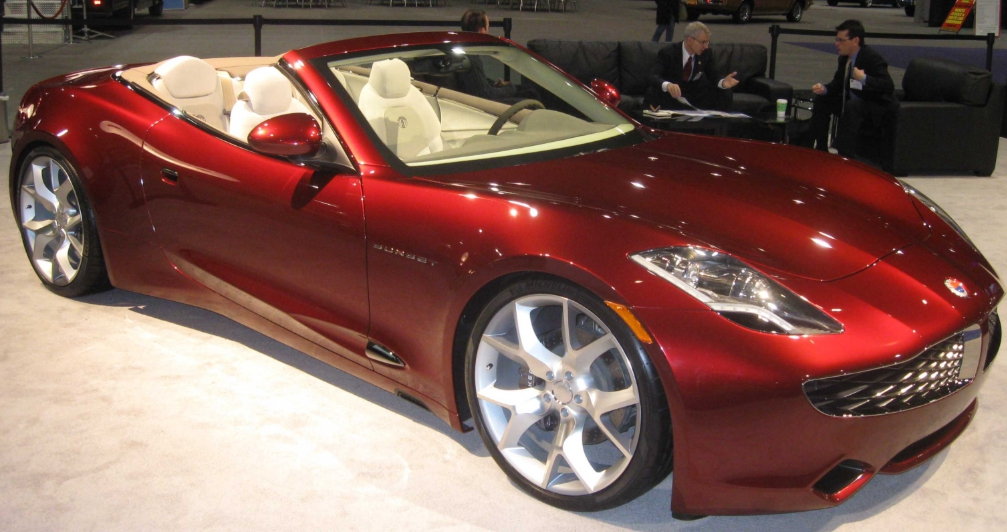 Tesla Loses One Designer To Karma Automotive