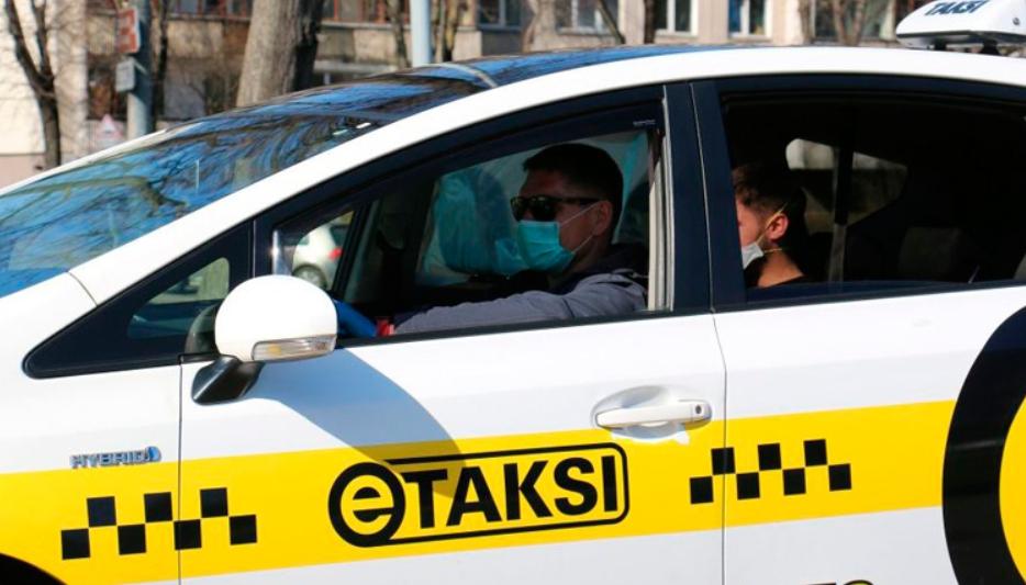 Такси в Вильнюсе