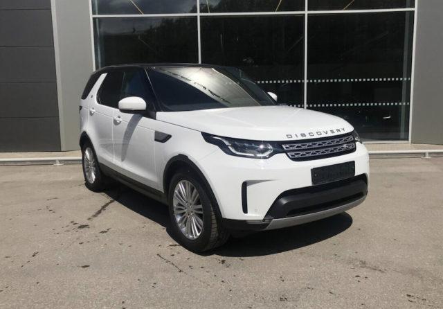 Обзор Land Rover Discovery 2020 года