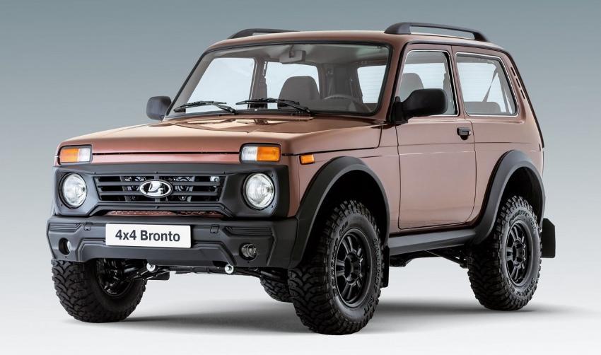 Внедорожник Lada 4х4 Bronto