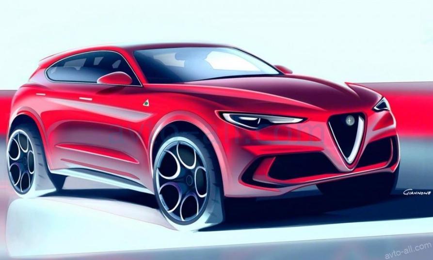 Alfa Romeo EV