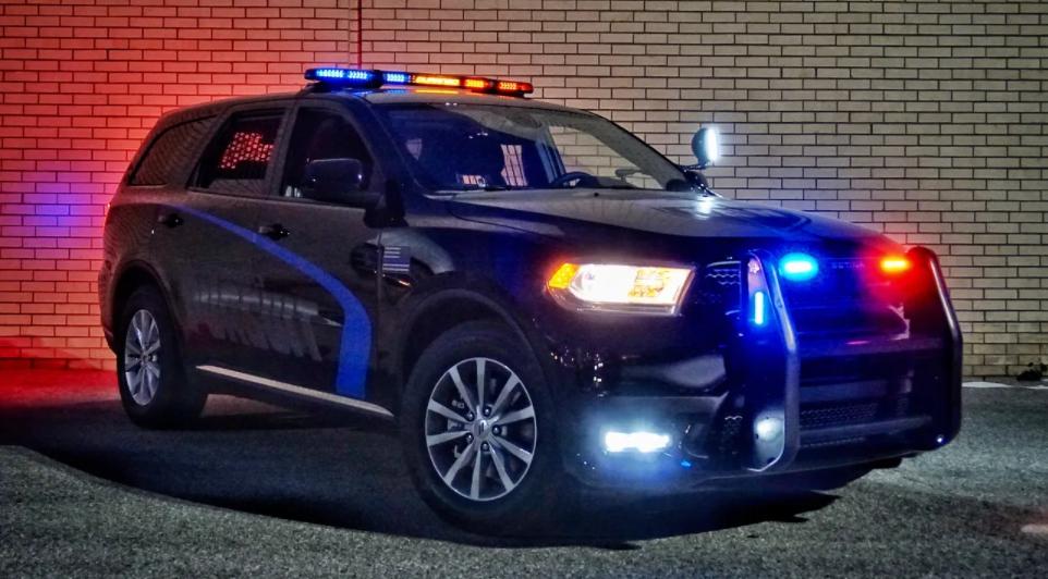 2020 Dodge Durango Police