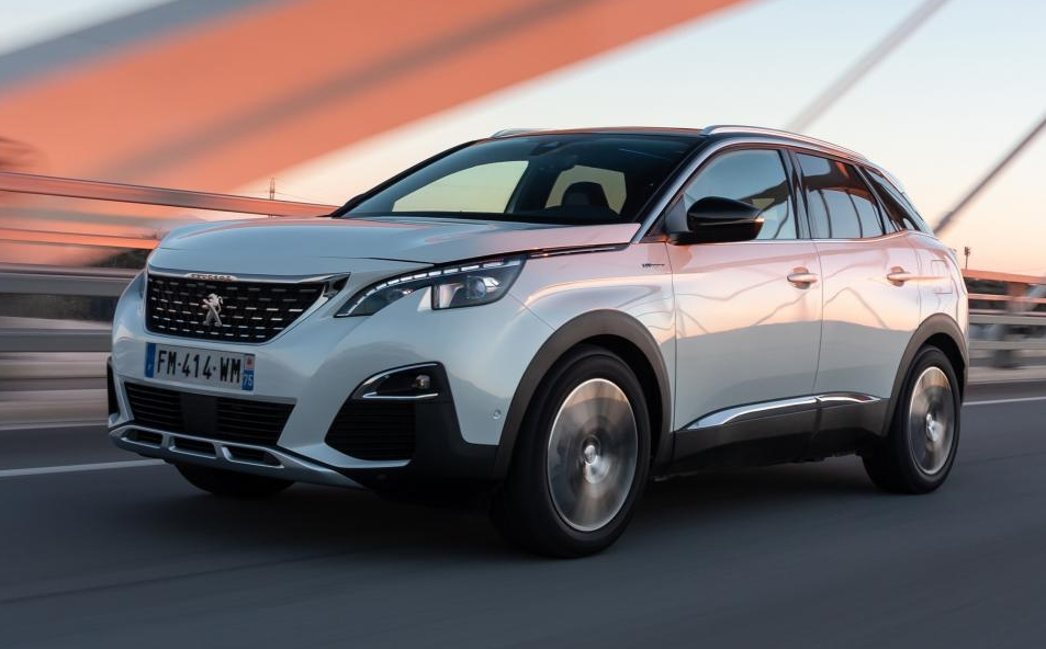 Peugeot 3008 2020 goda