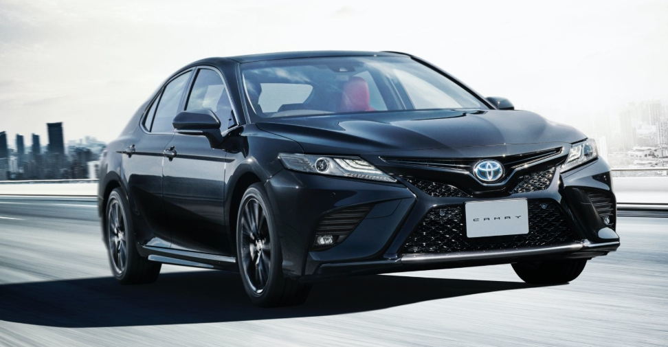 Toyota Camry WS Black Edition