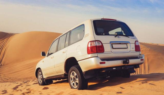 Лучшие экскурсионные маршруты Дубая при путешествии на автомобиле