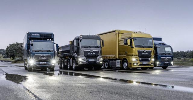 Правовые требования, предъявляемые к внешним световым приборам, устанавливаемым на грузовиках