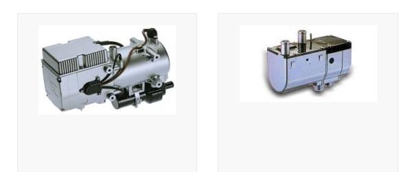 Жидкостные предпусковые подогреватели двигателя автомобиля