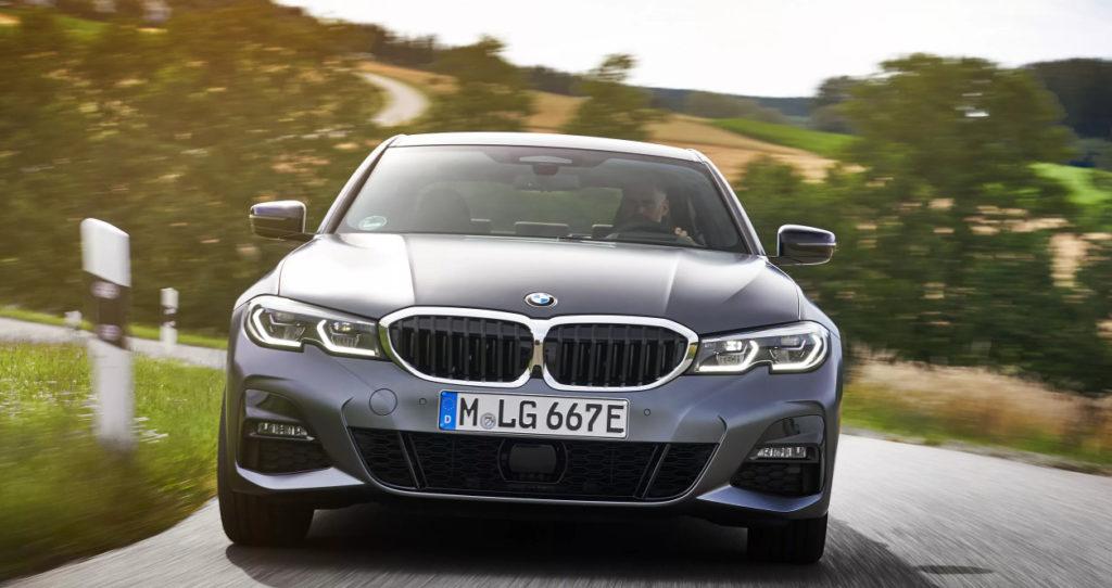 BMW 330e M Sport G20
