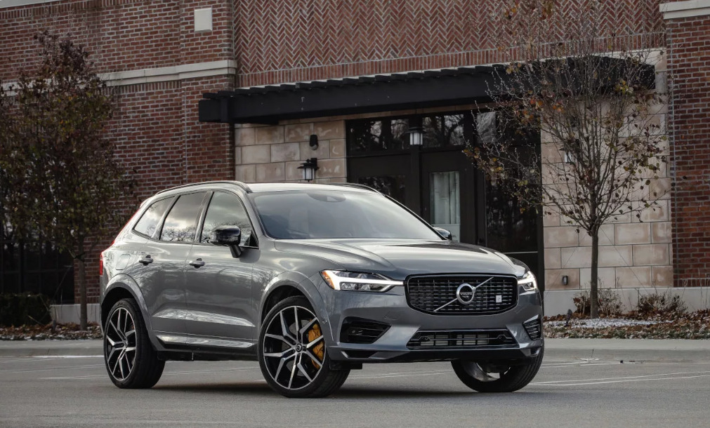 Volvo XC60 Polestar Engineered