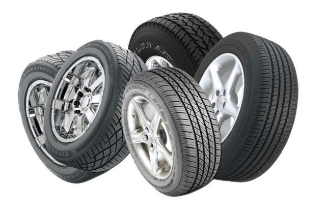 Как правильно подобрать шины и диски для автомобиля