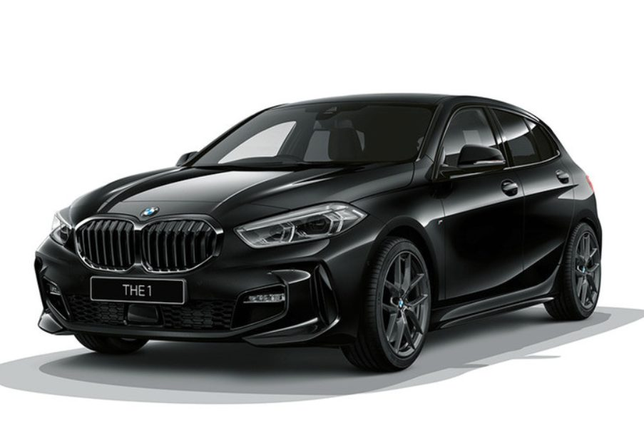 BMW 118d Pure Black