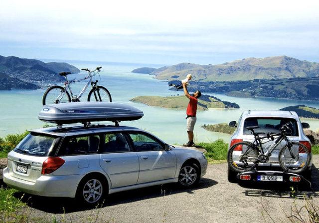 Прокат багажников на крышу: выгодное решение без серьезных финансовых затрат
