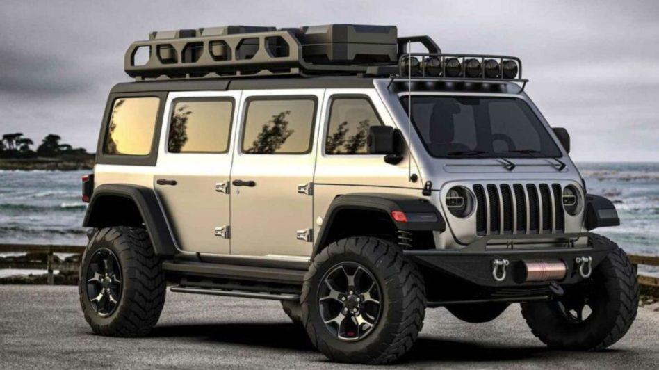 Jeep Grand Cherokee L
