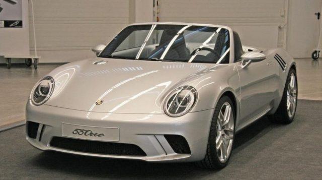 Прототип Porsche 550ne