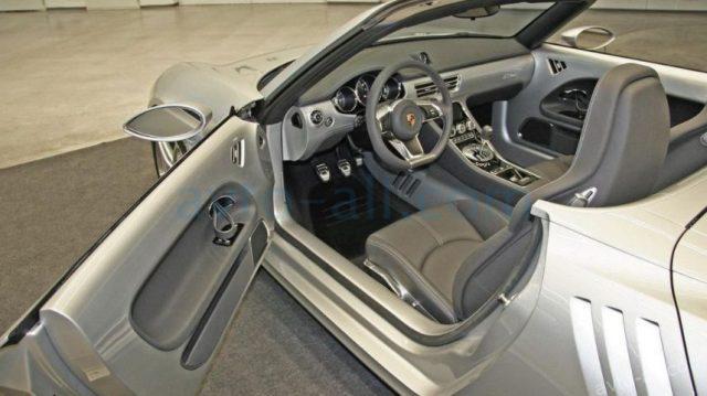 Салон Porsche 550ne