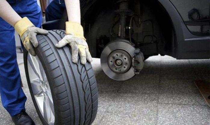 Летняя эксплуатация машины на зимних шинах