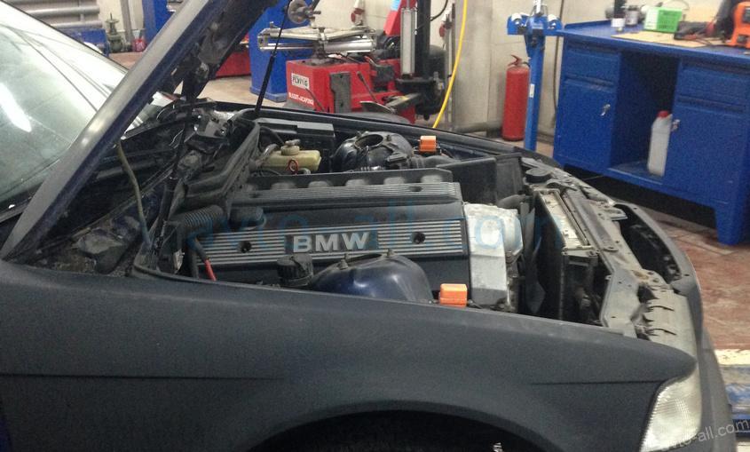 Техническое обслуживание автомобилей BMW - самостоятельно