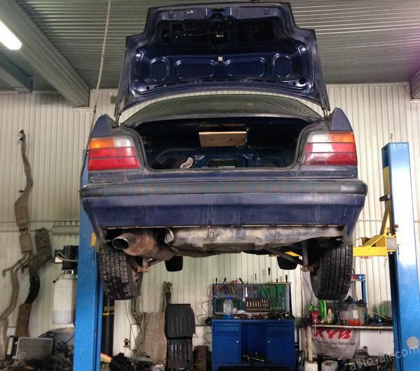 Стоимость технического обслуживания автомобилей БМВ (BMW)