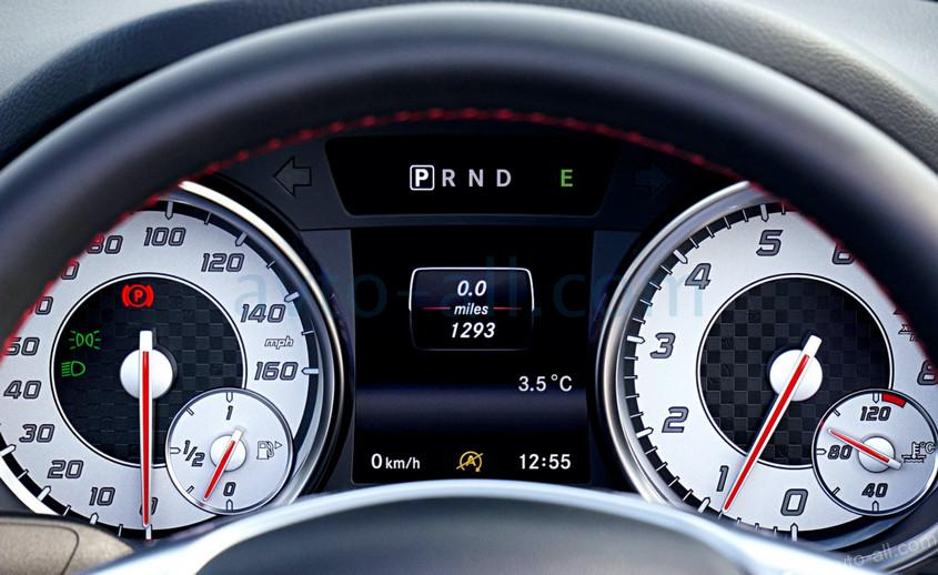 Как обнулить счётчик бортового компьютера после проведения - Техническое обслуживание автомобилей Мерседес бенц (Mercedes-Benz)
