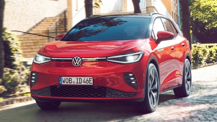 Volkswagen ID.4 GTX