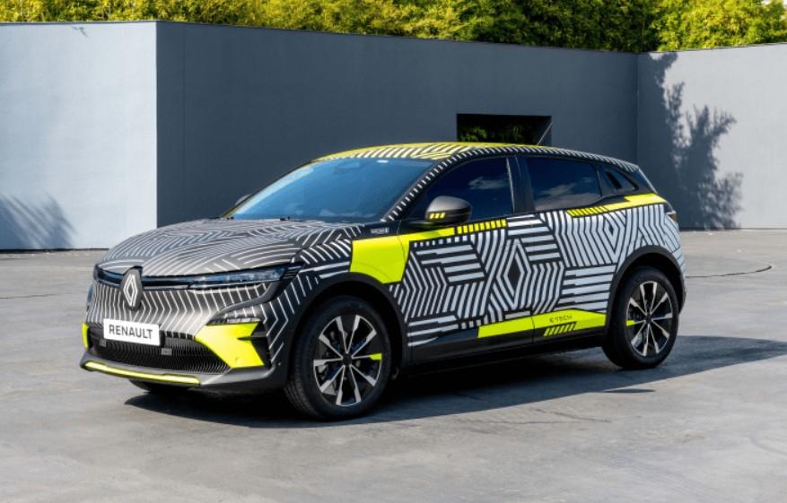 Renault Megan E-Tech Electric