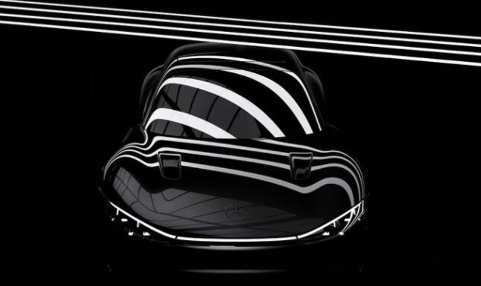 Mercedes-Benz Vision EQXX