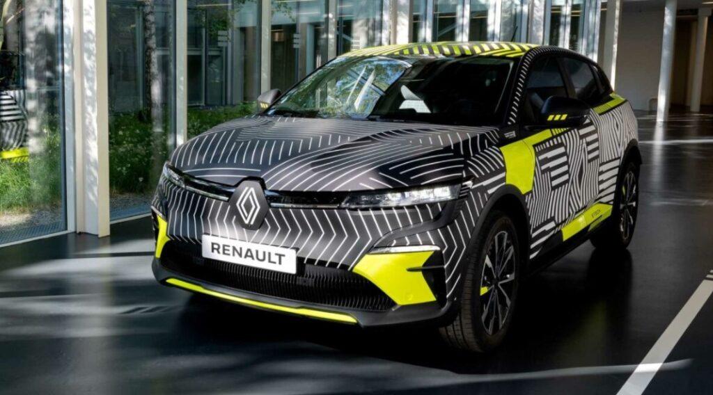 Renault Megane E-Tech 100% Electric